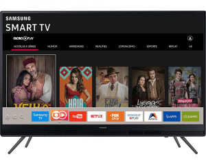 "Smart TV LED 55"" Samsung UN55K5300AGXZD Full HD Conversor Digital Integrado Wi-Fi 2"